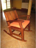 Smooth Rocking Chair
